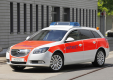 Фото Opel Insignia Sports Tourer Notarzt 2011