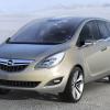 Фото Opel Meriva Concept 2008