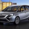 Фото Opel Zafira Tourer Concept 2011