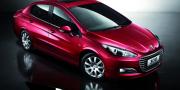 Фото Peugeot 308 Sedan China 2011