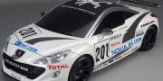 Фото Peugeot RCZ Race Car 200ANS 2010