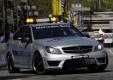 Фото AMG Mercedes C63 DTM Safety Car 2011