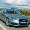 Audi A6. Лед и пламя