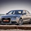 Теряемся во времени за рулём нового седана Audi A6