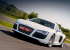 Смотрим на купе Audi R8 V10 под правильным углом