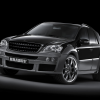 Фото Brabus Mercedes M-Klasse ML63 Widestar 2007
