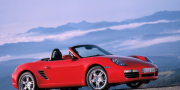 Фото Porsche Boxster S 987 2005