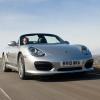Фото Porsche Boxster Spyder UK 2010