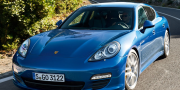 Фото Porsche Panamera S Hybrid 2011