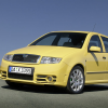 Фото Skoda Fabia RS Facelift 2005
