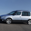 Фото Skoda Roomster Scout 2007