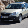 Фото Skoda Roomster Scout 2010