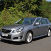 Фото Subaru Legacy Wagon Europe 2009