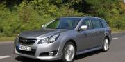Фото Subaru Legacy Wagon Europe 2009