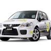 Фото Suzuki SX4 Fuel Cell 2009