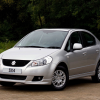 Фото Suzuki SX4 Sedan UK 2009