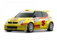 Фото Suzuki Swift Rally Car 2005