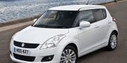 Фото Suzuki Swift SZ4 UK 2010