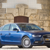 Тест-драйв Audi A4/S4 — Наследие Трона