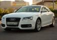 Тест-драйв Audi A5 — ну очень красивый городской спорткар