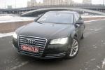 Тест-драйв Audi А8 — Главное не машина, а ее хозяин