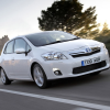 Фото Toyota Auris HSD UK 2010