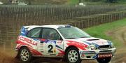 Фото Toyota Corolla WRC