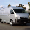 Фото Toyota Hiace Super LWB High Roof Van 2010