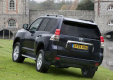 Фото Toyota Land Cruiser 150 Prado 5 door UK 2009