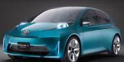Фото Toyota Prius C Concept 2011