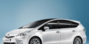 Фото Toyota Prius Plus Hybrid MPV 2011