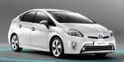 Фото Toyota Prius ZVW30 2011