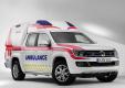 Фото Volkswagen Amarok Ambulance 2011