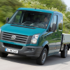 Фото Volkswagen Crafter Double Cab Pickup 2011
