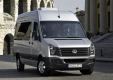 Фото Volkswagen Crafter High Roof Bus 2011