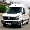 Фото Volkswagen Crafter High Roof Van UK 2011
