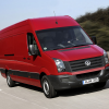 Фото Volkswagen Crafter LWB High Roof Van 2011