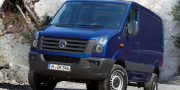Фото Volkswagen Crafter Van 4MOTION by Achleitner 2011