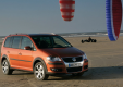 Фото Volkswagen Cross Touran 2007