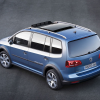 Фото Volkswagen Cross Touran 2010