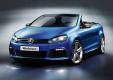 Фото Volkswagen Golf R Cabrio Concept 2011