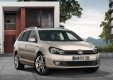 Фото Volkswagen Golf Variant Exclusive 2009