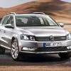 Фото Volkswagen Passat Alltrack 2012