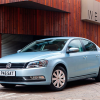 Фото Volkswagen Passat BlueMotion UK 2010