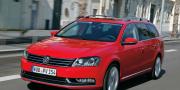 Фото Volkswagen Passat Variant BlueMotion 2010