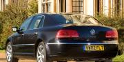 Фото Volkswagen Phaeton V6 TDi UK 2010