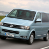 Фото Volkswagen T5 Multivan BlueMotion 2011