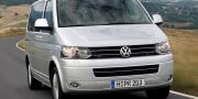 Фото Volkswagen T5 Multivan Facelift 2009