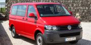 Фото Volkswagen T5 Transporter Combi Facelift 2009