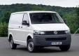 Фото Volkswagen T5 Transporter Van Facelift 2009
